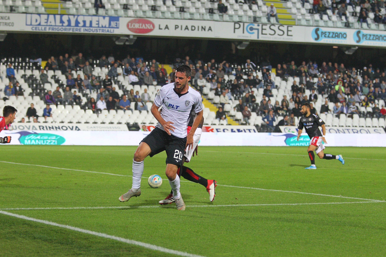 Calcio serie C, il Cesena si arrende 0-1 al Sudtirol - GALLERY