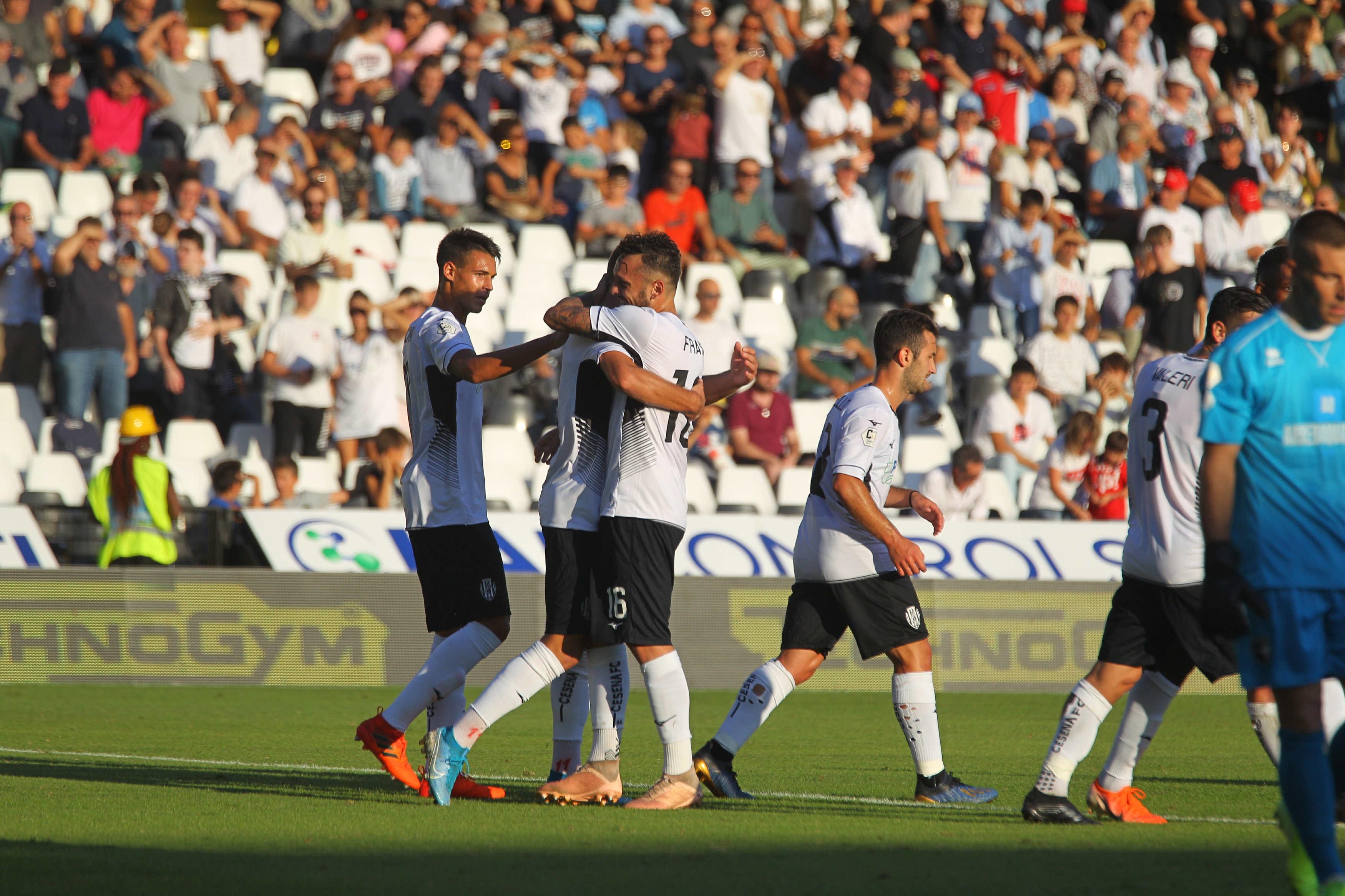 Calcio serie C, la prevendita per Vicenza-Cesena