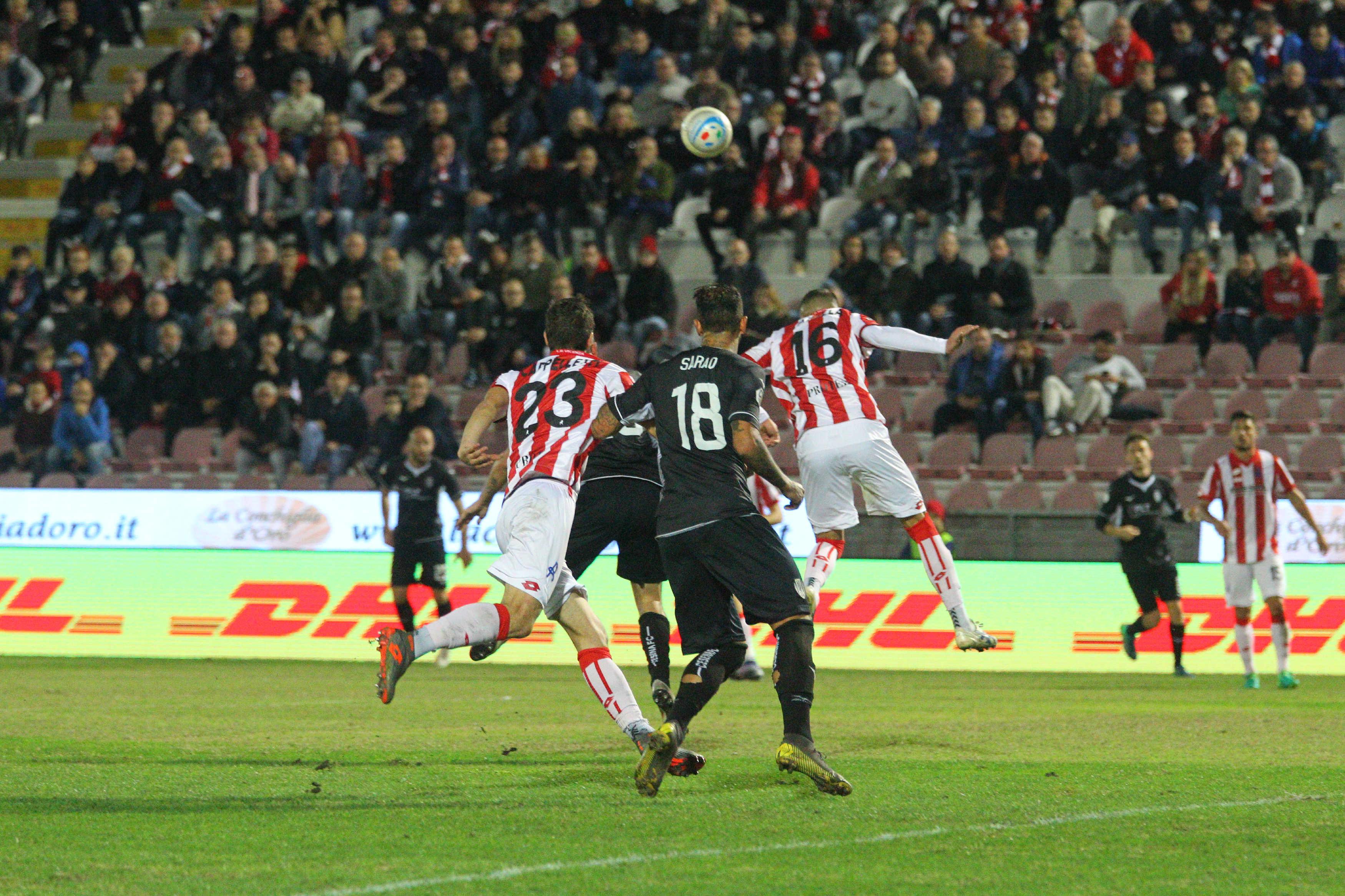 Calcio serie C, la prevendita di Cesena-Samb