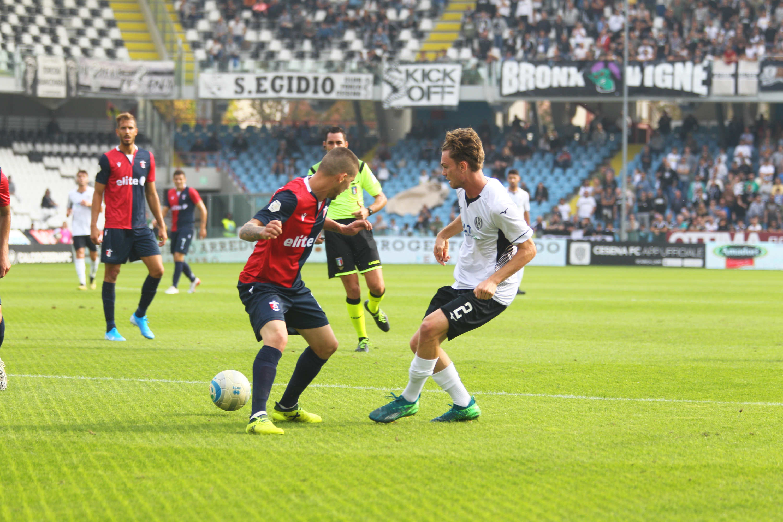 Calcio serie C, va ko un brutto Cesena (1-3)