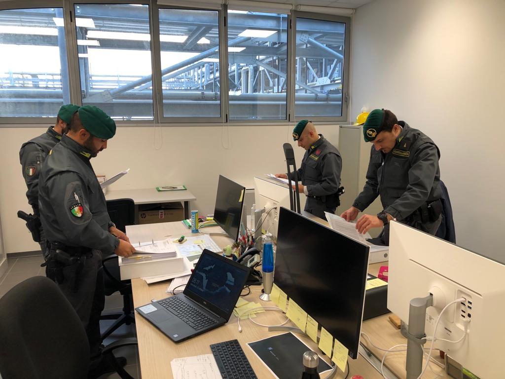 Castel San Pietro: falso in bilancio, misure cautelari e sequestri
