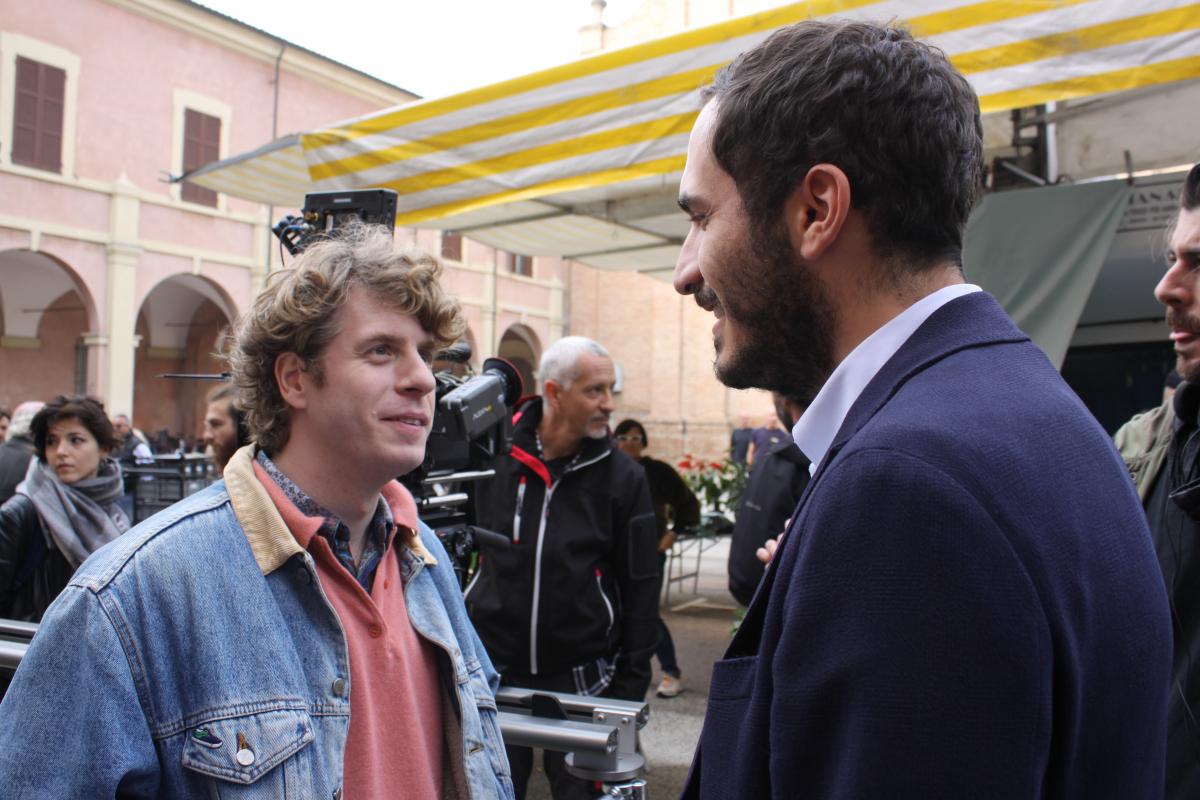 """Al via a Cesena le riprese di """"Dittatura Last Minute"""" con Lodo Guenzi"""