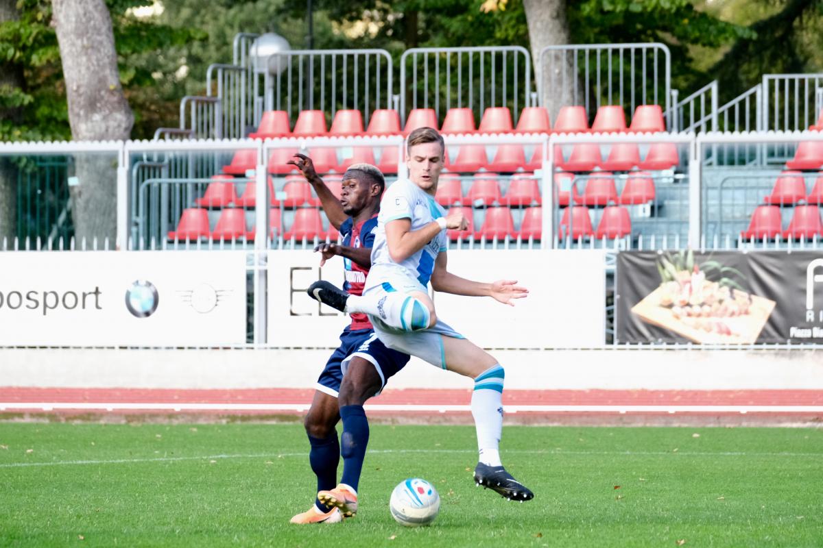Calcio serie C, Imolese sconfitta in casa dalla Feralpi Salò (0-1)