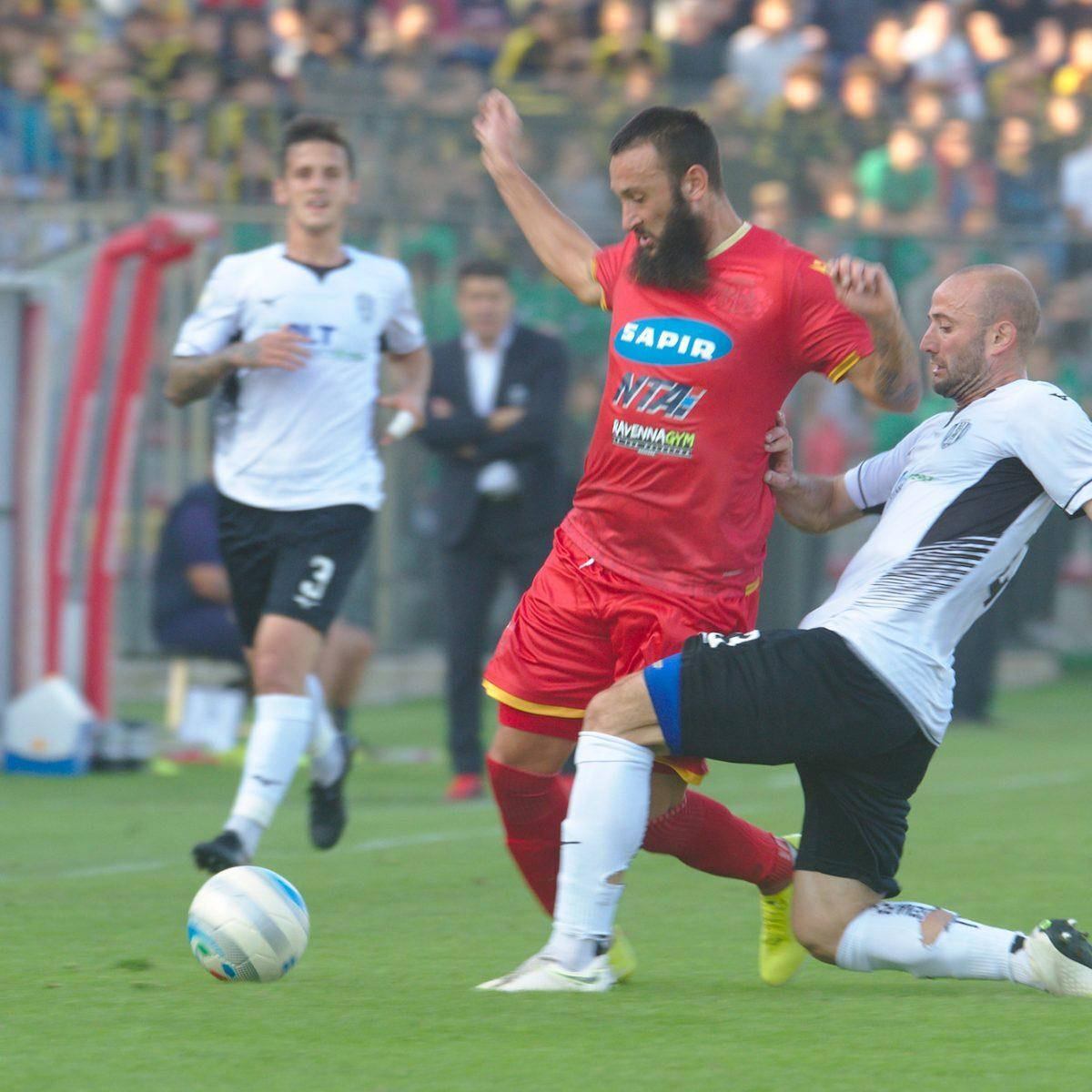 Calcio serie C, il 6 novembre torna Ravenna-Cesena in Coppa