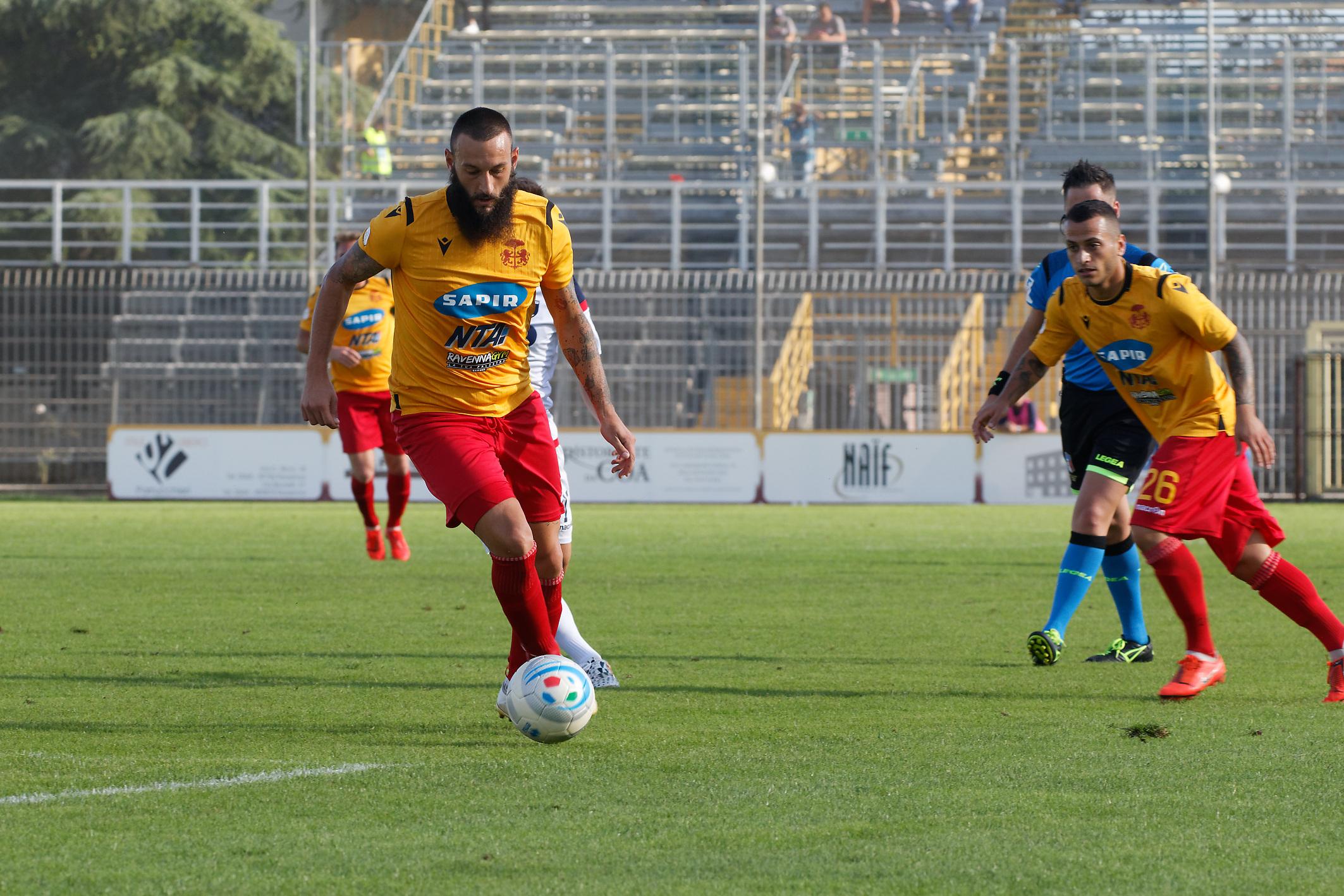 Calcio Serie C, Nocciolini gol al 93': il Ravenna vince a Trieste
