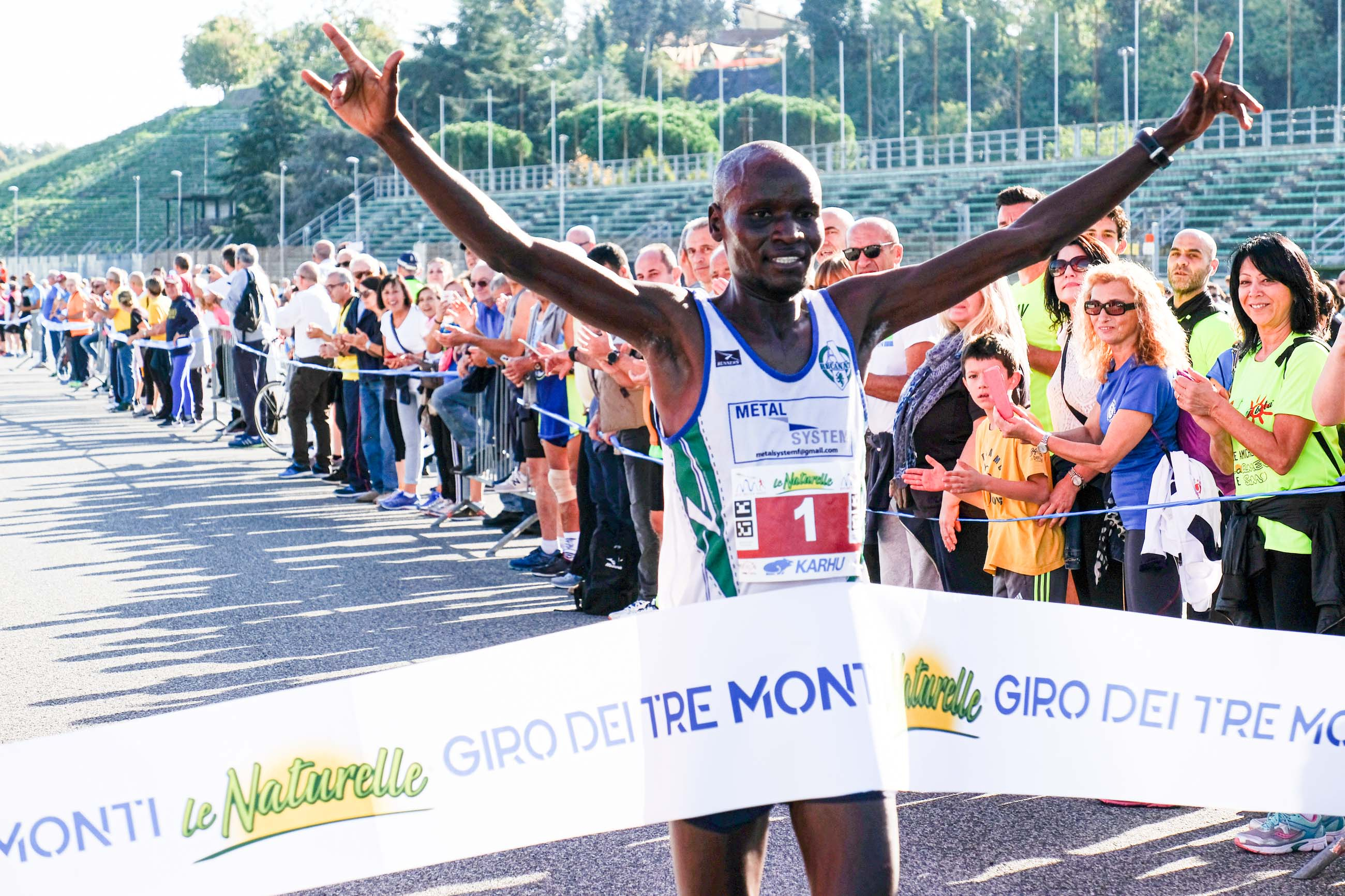 Podismo, al Giro dei Tre Monti di Imola domina il Kenya