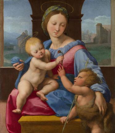 Raffaello e gli amici di Urbino, in mostra l'artista superstar
