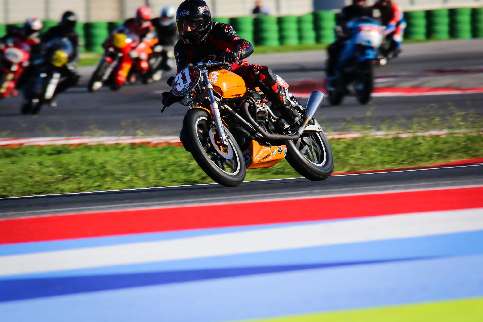 Motociclismo, da venerdì il Misano Classic weekend