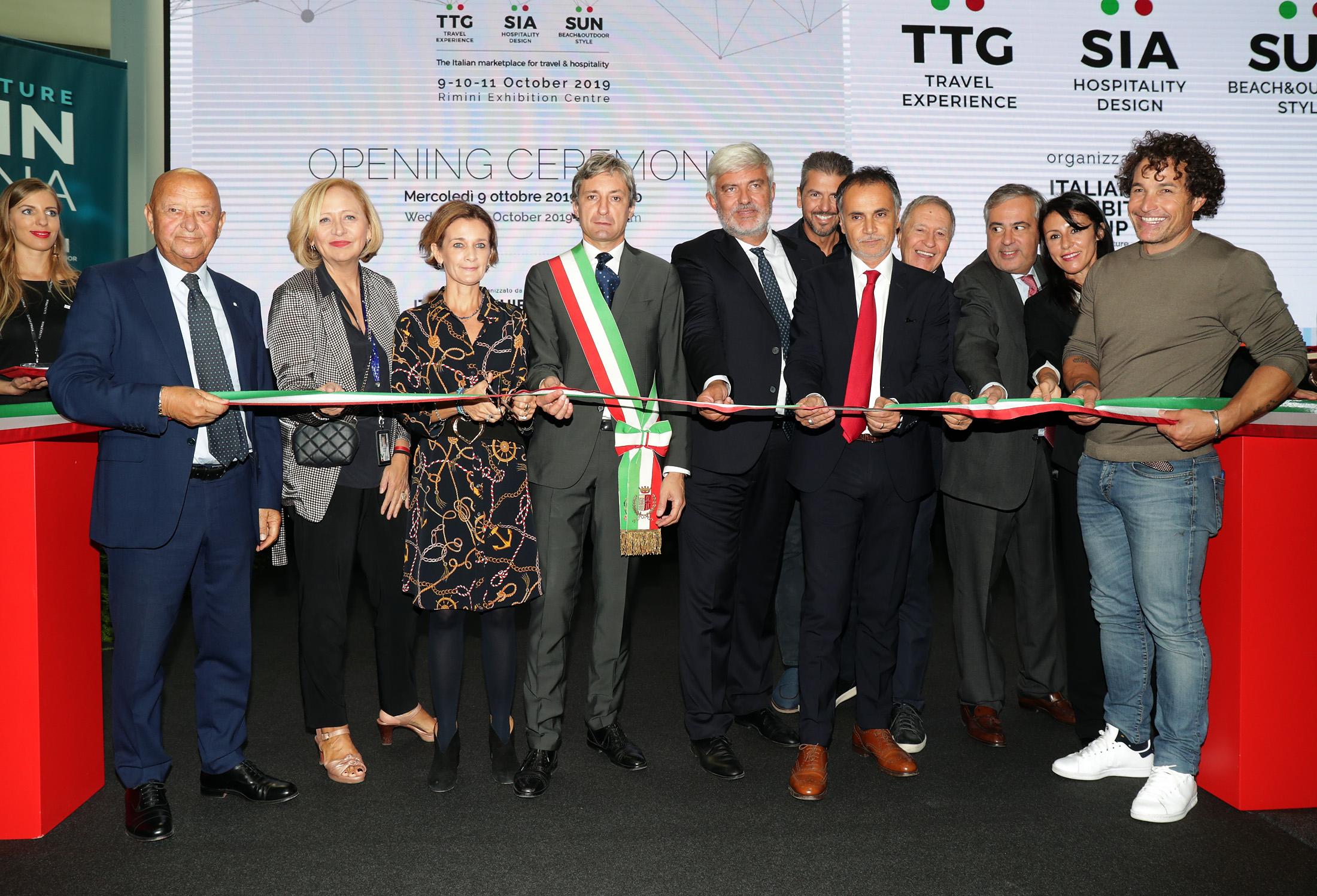 Rimini. Ttg, Sia e Sun: cresce il business del turismo