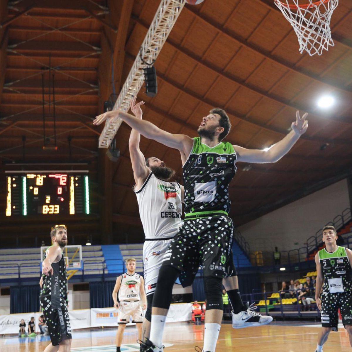 Basket B, il derby è targato Amadori (84-70)
