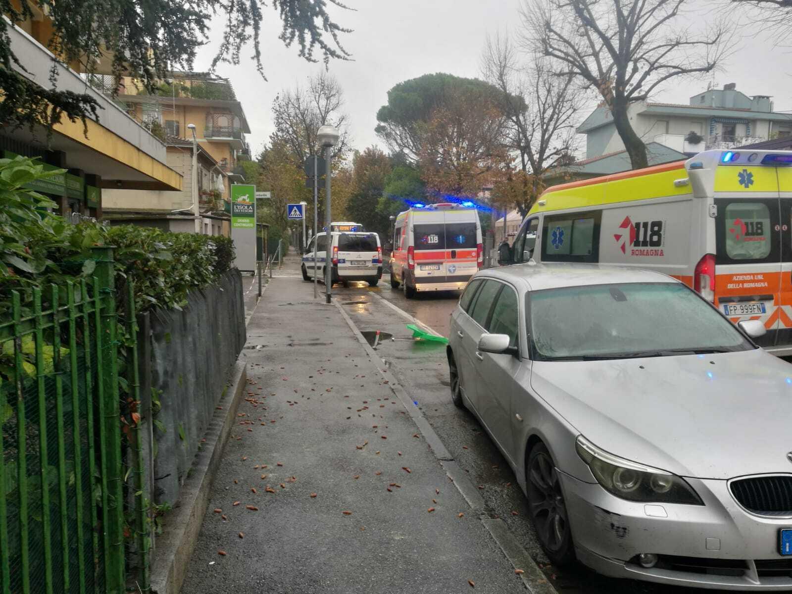 Rimini: due donne investite, chiusa via della Fiera