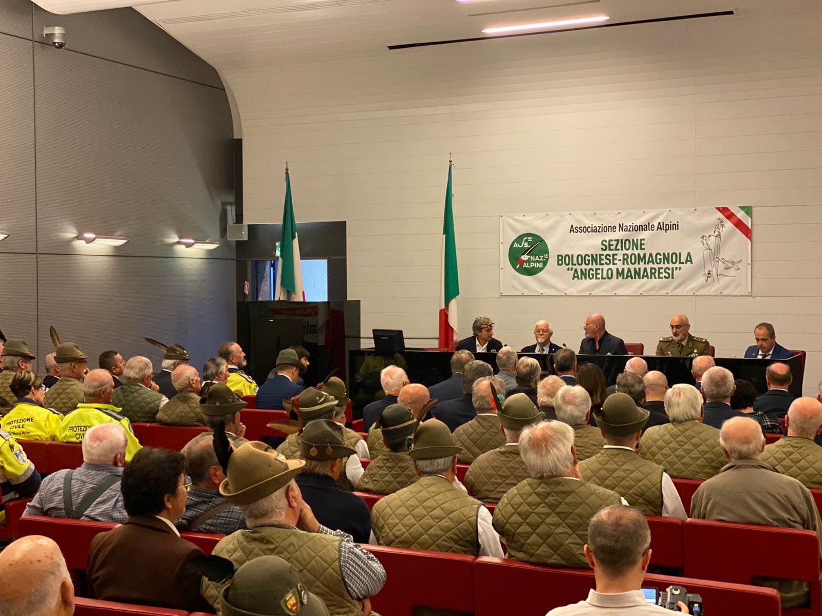 """A Rimini in maggio """"oltre un milione di alpini in tre giorni"""""""