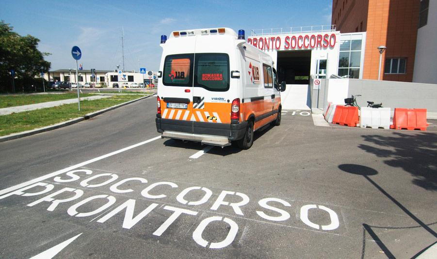 Ravenna, nuovi medici al pronto soccorso per casi non urgenti