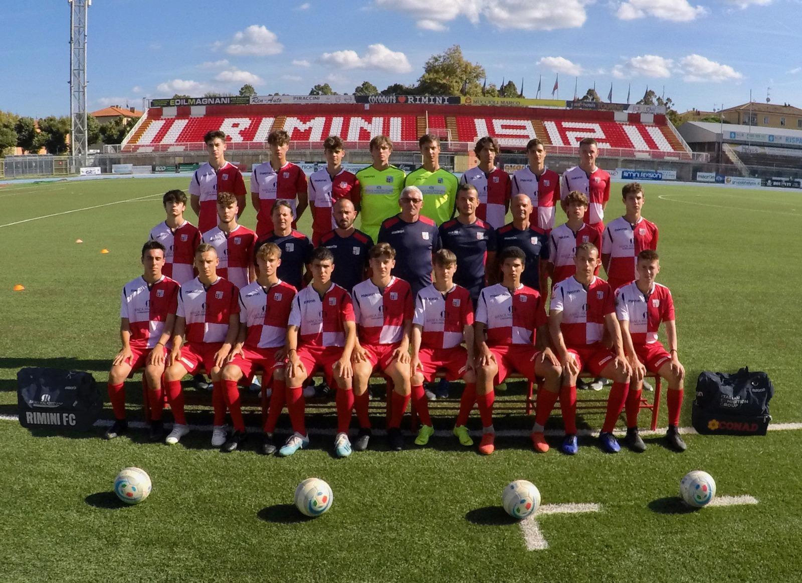 Calcio Serie C, il Rimini presenta il settore giovanile