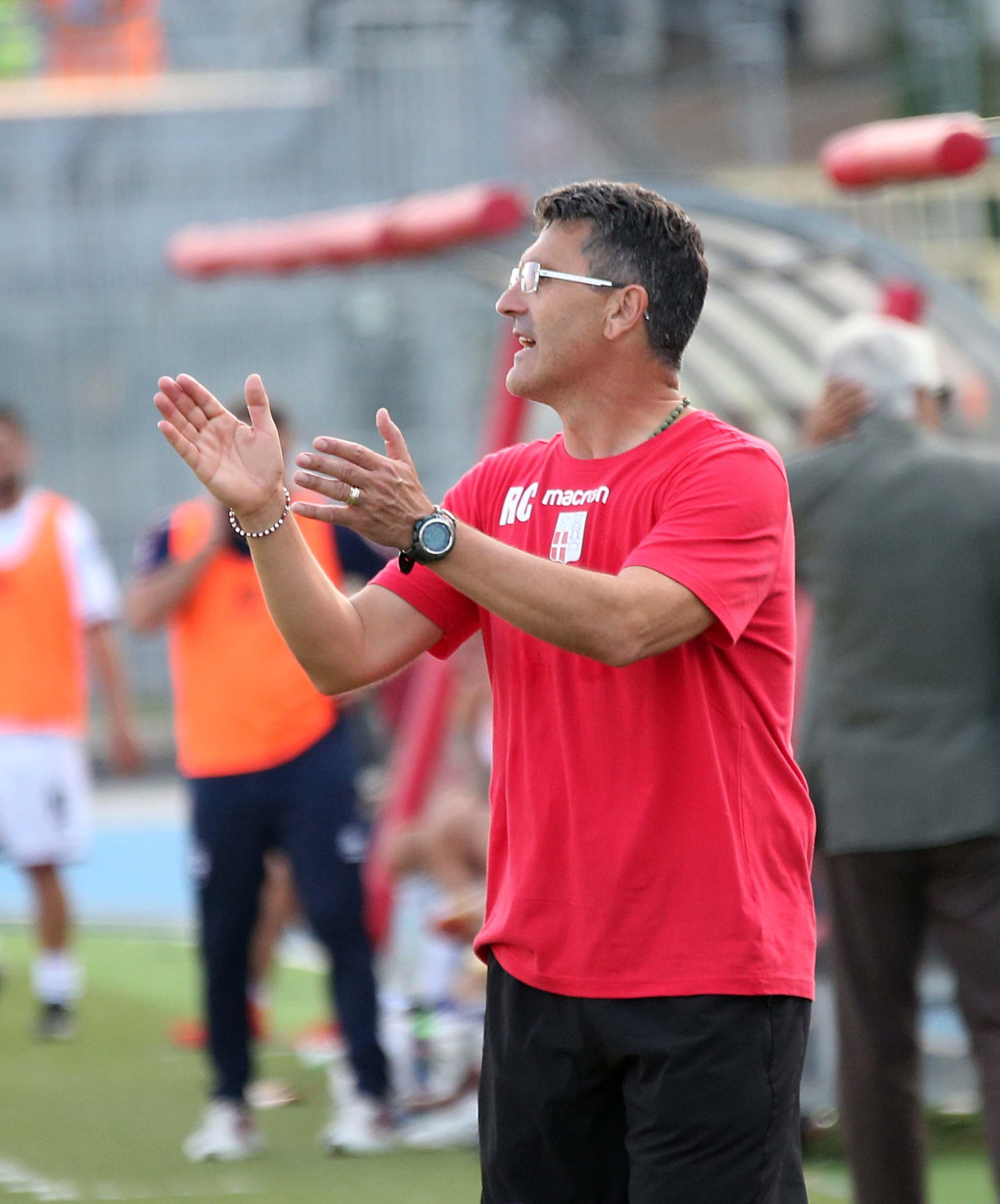 """Calcio serie C, Cioffi: """"Rimini, risultato a tutti i costi"""""""