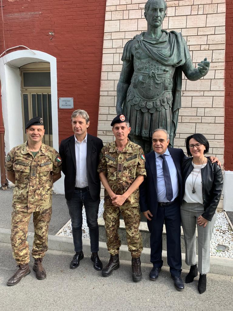 Sottosegretario alla nuova questura di Rimini, spunta ipotesi Caserma