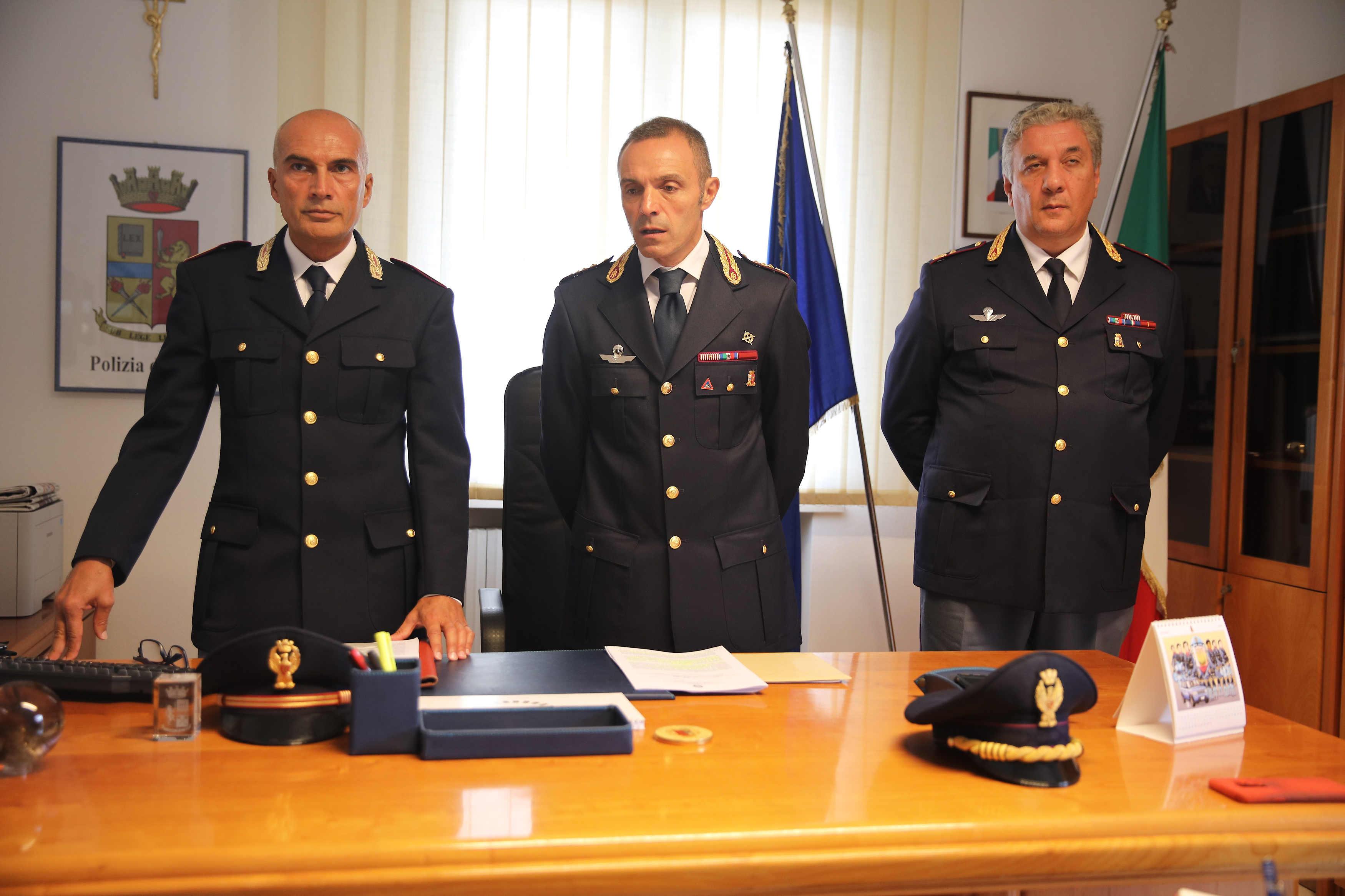 Droga: 8 arresti della polizia a Cesena - VIDEO