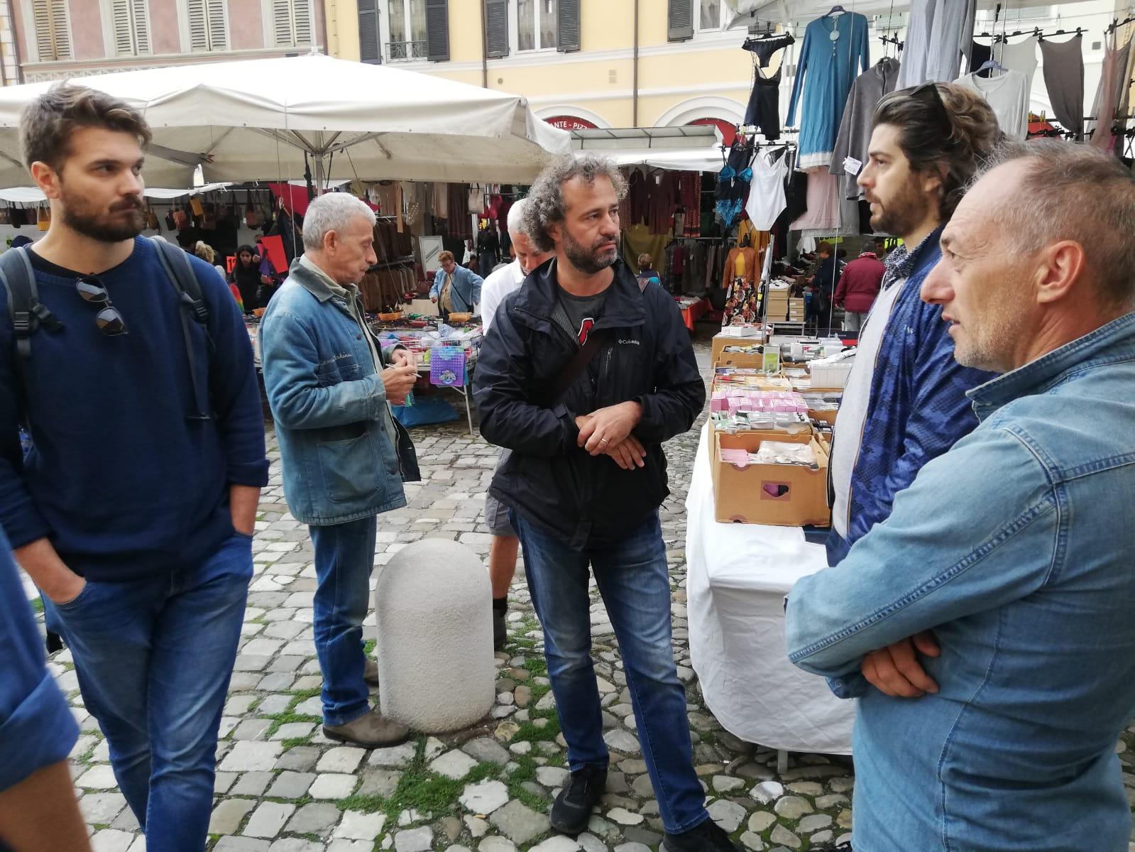 Da Cesena alla Romania, la città diventa un set. Al via le riprese