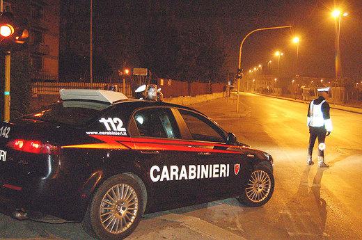 Misano, ubriaco insulta i carabinieri: denunciato