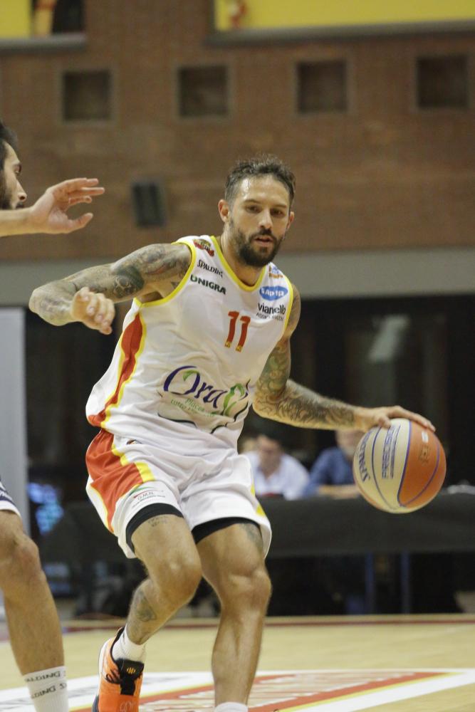 Basket A2, l'OraSì Ravenna domenica in campo a mezzogiorno