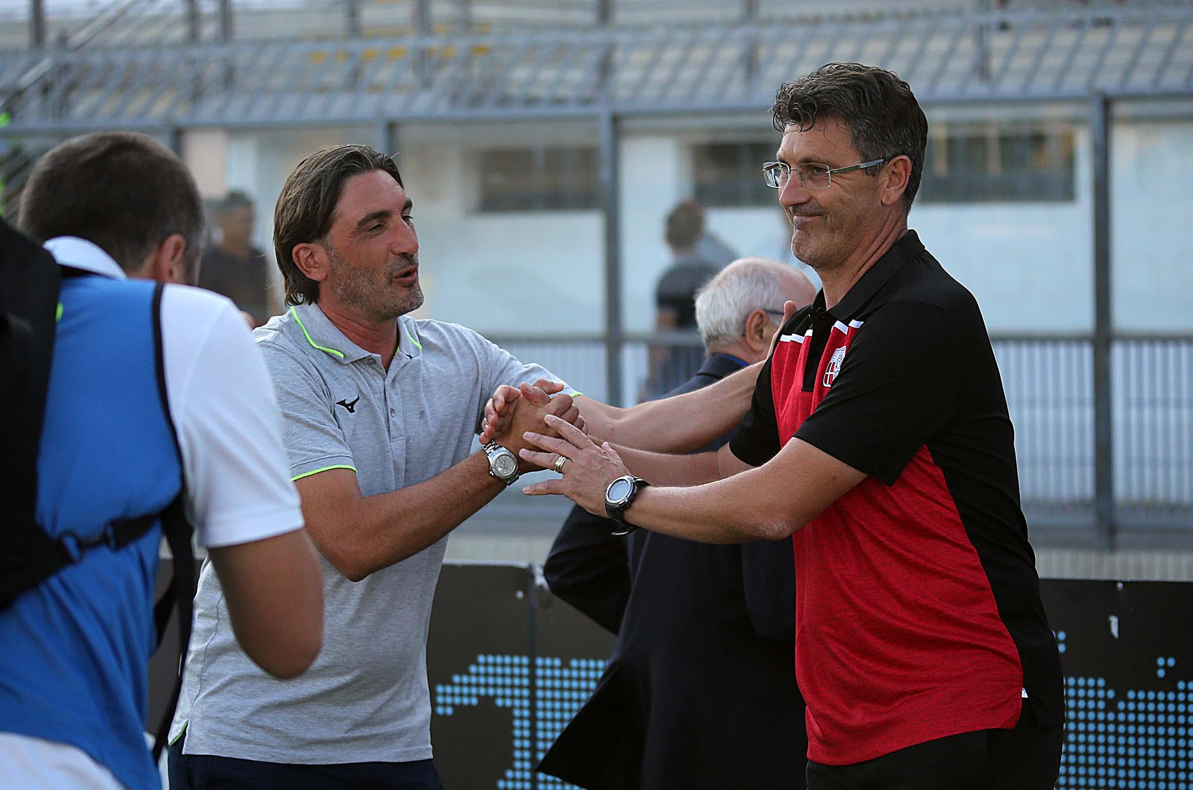 Calcio Serie C, domani il derby Rimini-Cesena
