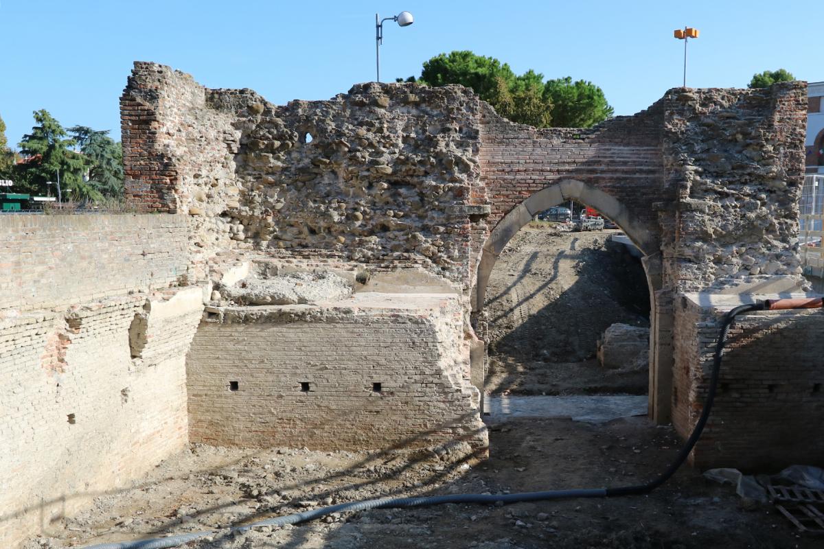Riparte a Rimini lo scavo archeologico di Porta Galliana