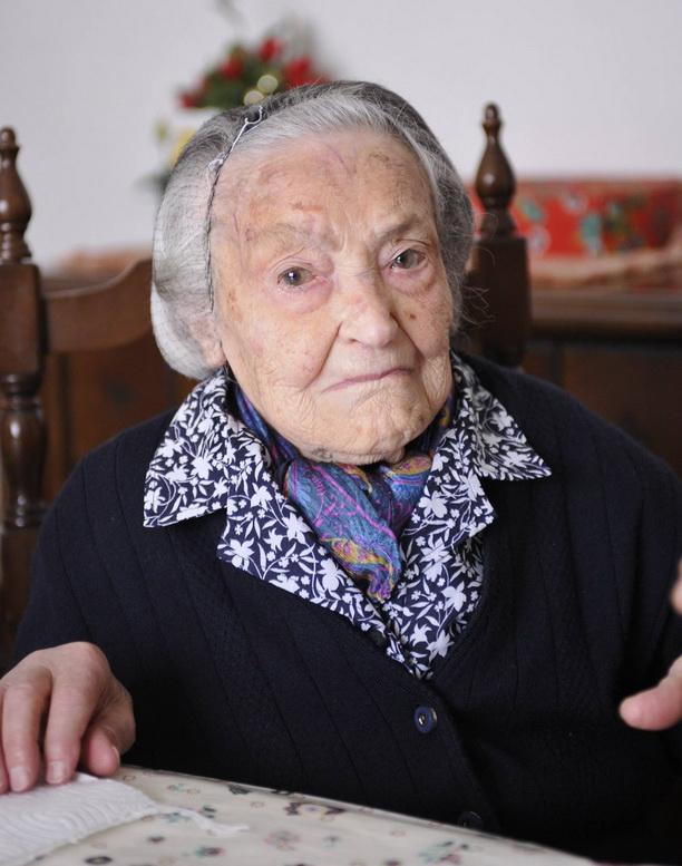 Savignano, muore la seconda persona più longeva d'Italia