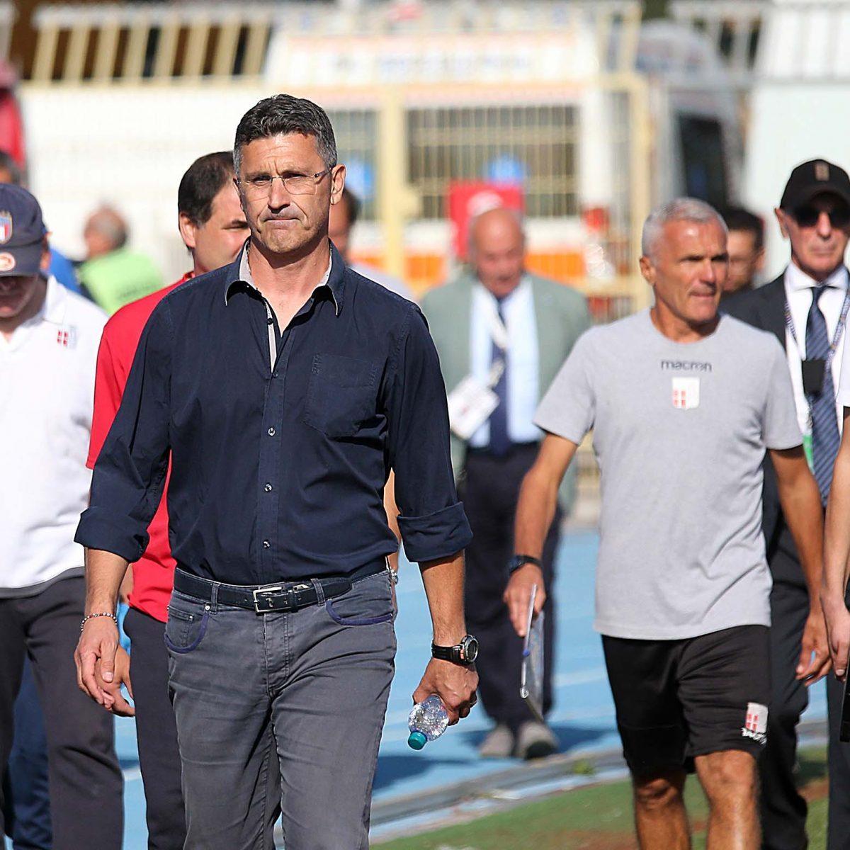 Calcio serie C, il Rimini riparte da Reggio Emilia