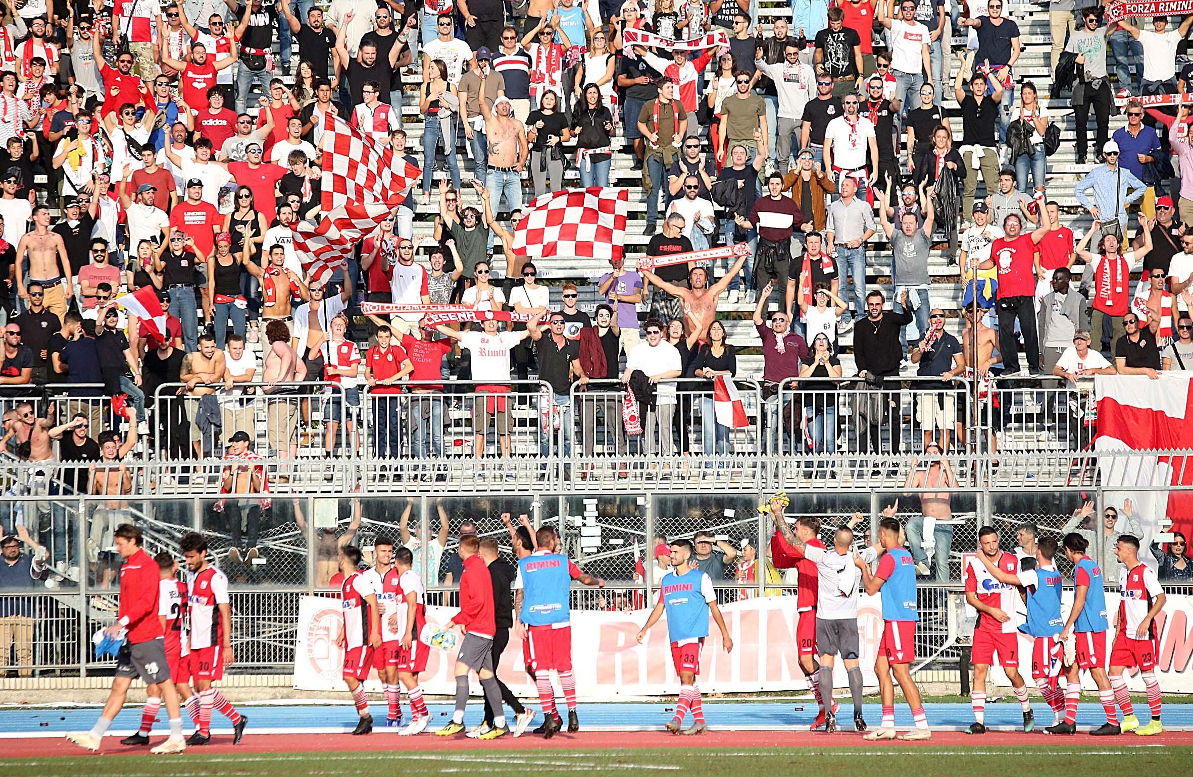 Calcio Serie C, al via prevendita biglietti per Rimini-Vis Pesaro