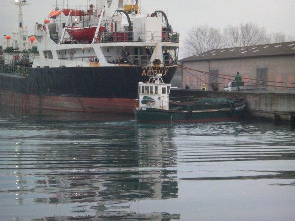 Rifiuti navali, a Ravenna nuovo esposto contro l'Autorità portuale