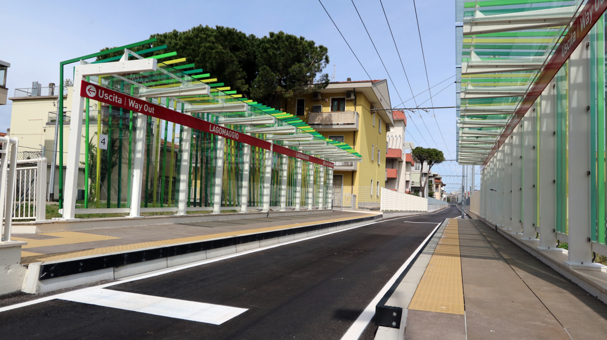 Metromare Rimini-Riccione, prima corsa il 23 novembre con mezzi Start