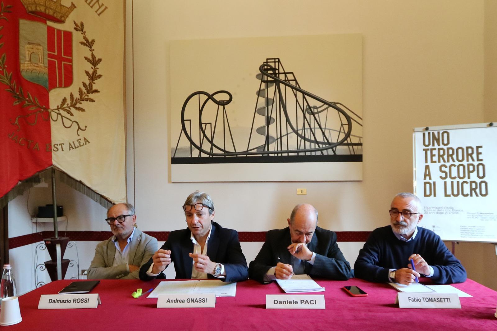 """Rimini. Uno Bianca 25 anni dopo: """"Ecco come li abbiamo catturati"""""""