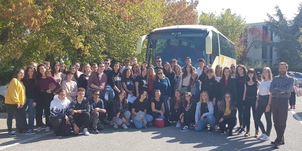 Oltre duecento studenti di Rimini in visita ai campi di sterminio