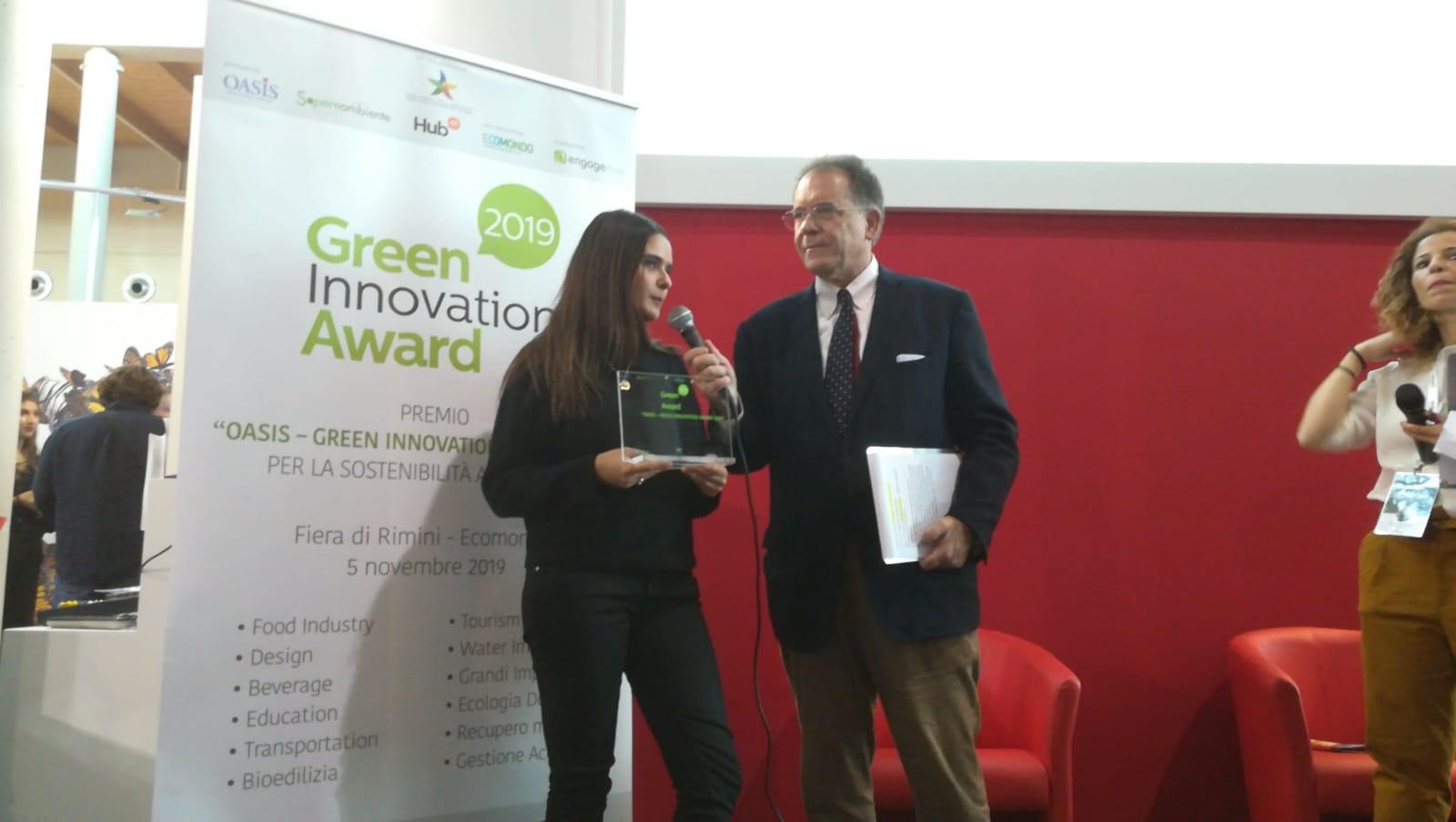 Turismo sostenibile, premio a  Spiaggia Rimini Network
