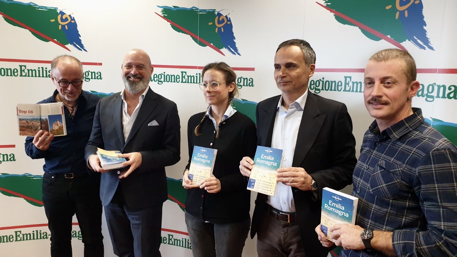 Lonely Planet, Rimini sulla copertina della nuova guida
