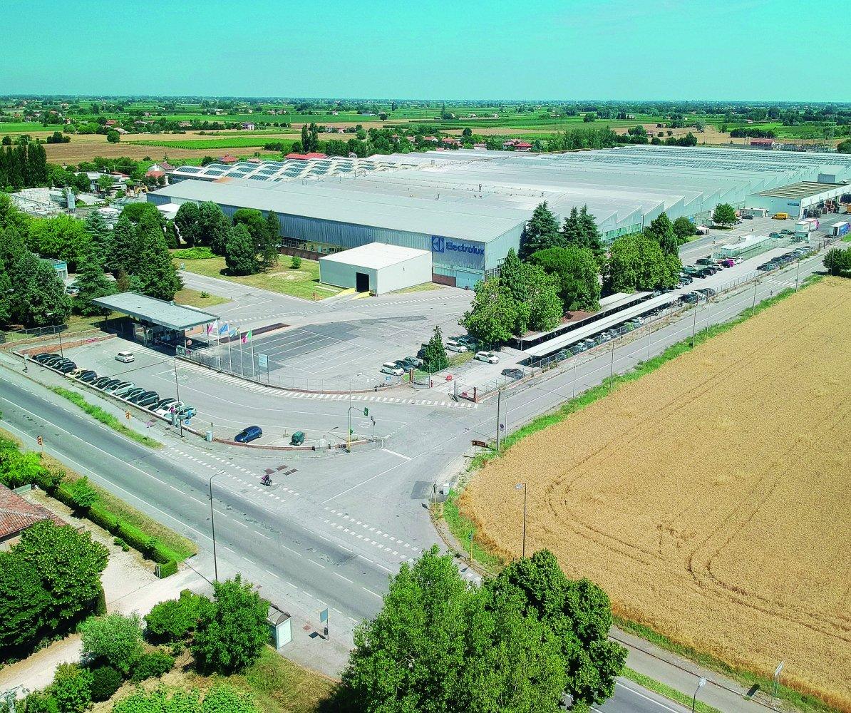 Elettrolux, a Forlì investimenti per 37 milioni di euro