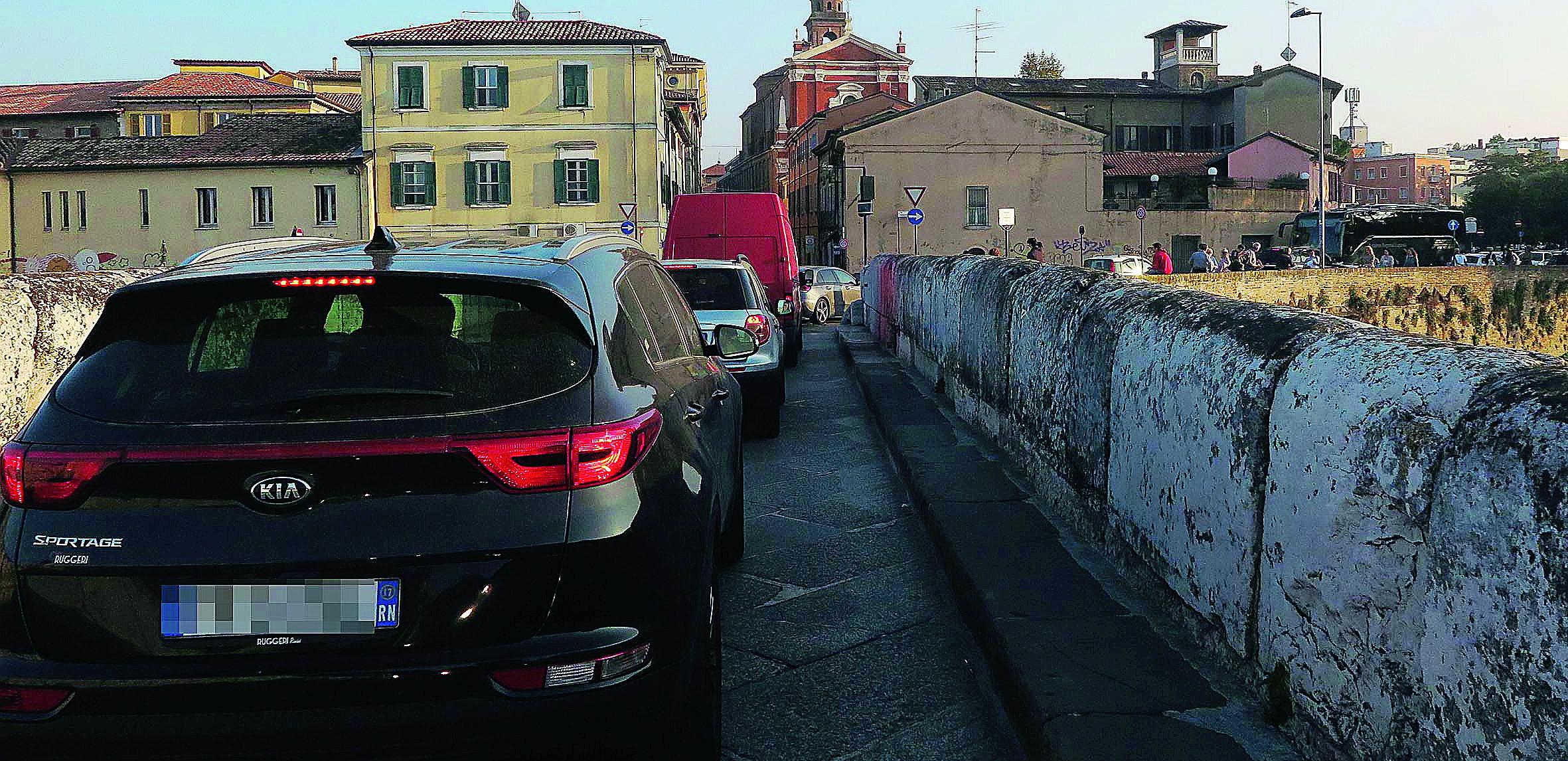 Rimini, per Natale il ponte di Tiberio liberato dalle auto