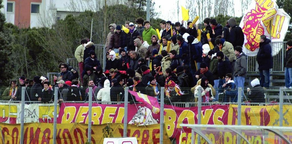 Fallimento Cattolica calcio, ok del tribunale. Creditori rimborsati