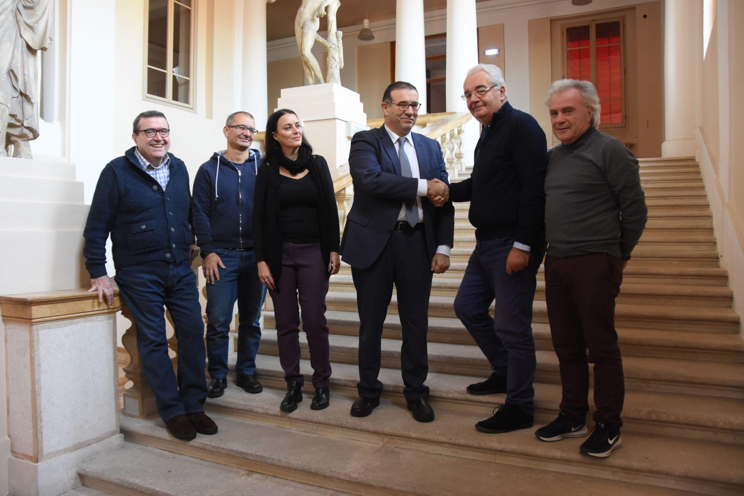 Insediato il nuovo direttivo dell'Associazione Stampa Forlì - Cesena