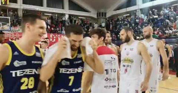 Basket, Verona ferma la serie della Naturelle – VIDEO - Corriere Romagna