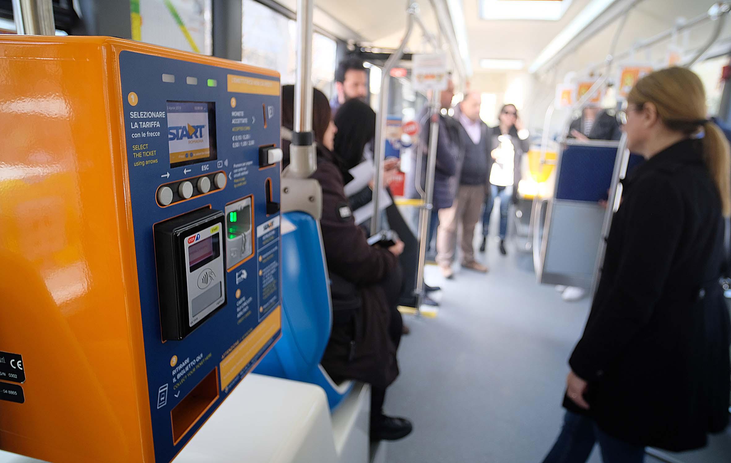 Rimini. Arrestato il ladro delle biglietterie automatiche di Start