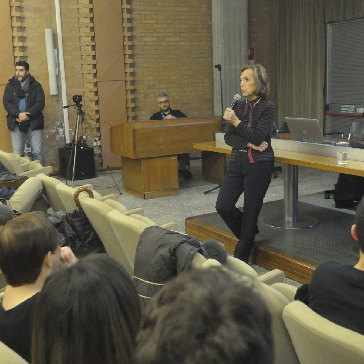 All'incontro sul welfare del futuro a Ravenna l'ex ministro Fornero