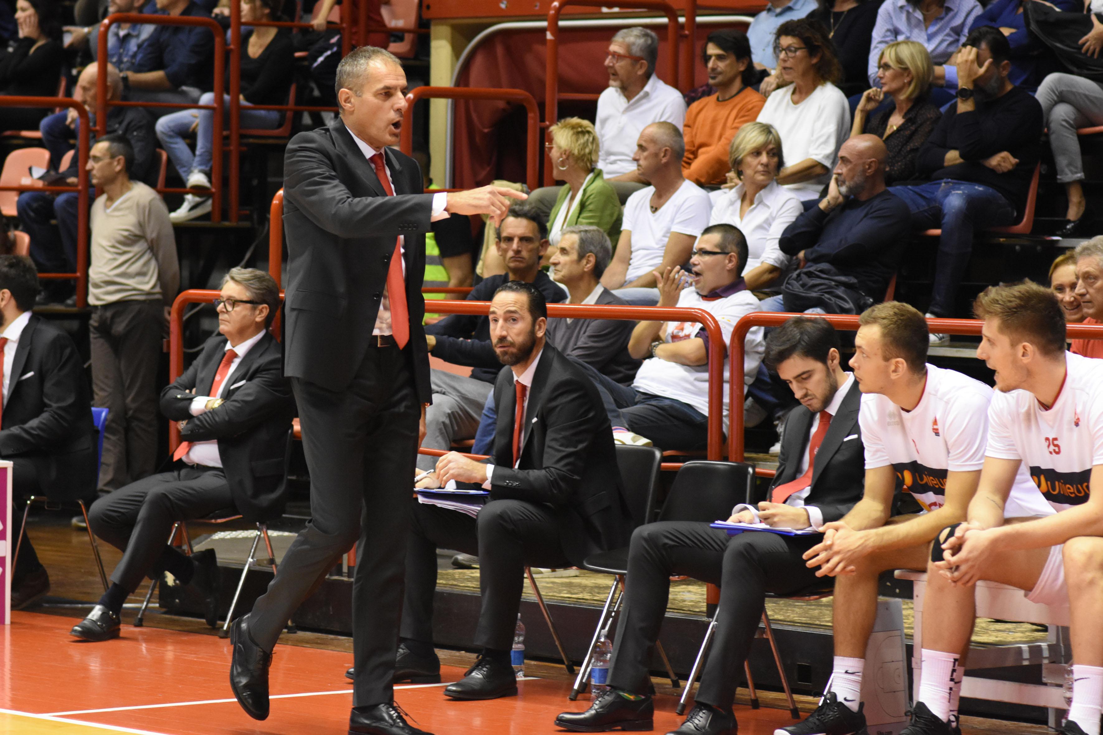 Basket, l'Unieuro respinta da Mantova (92-86)