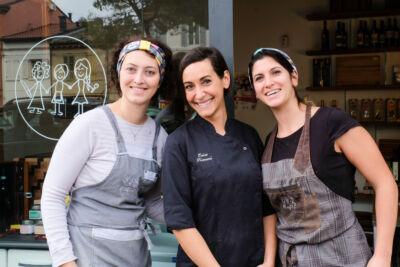 Erica Liverani, dopo Masterchef in cucina con le due sorelle