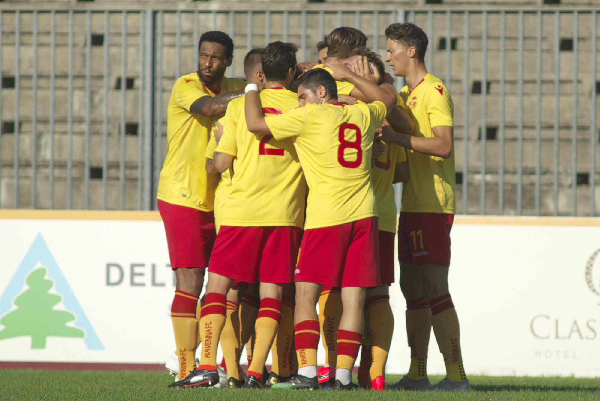 Calcio, il Ravenna chiude il bilancio con 19mila euro di utile