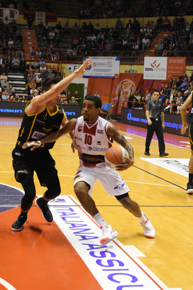 "Basket, Unieuro a ""casa"" dell'ex Kenny Lawson"