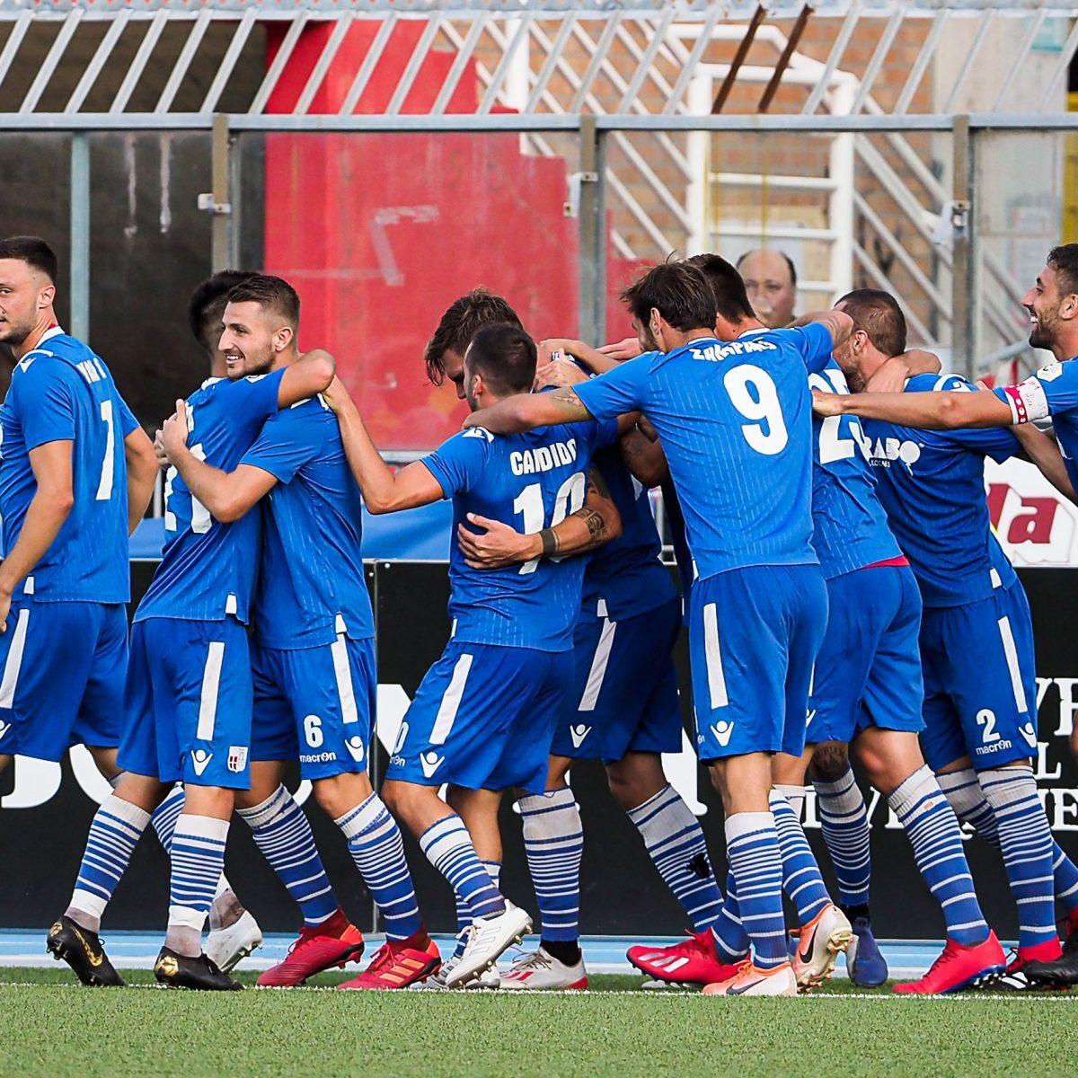 Calcio, Rimini a San Benedetto col morale alto