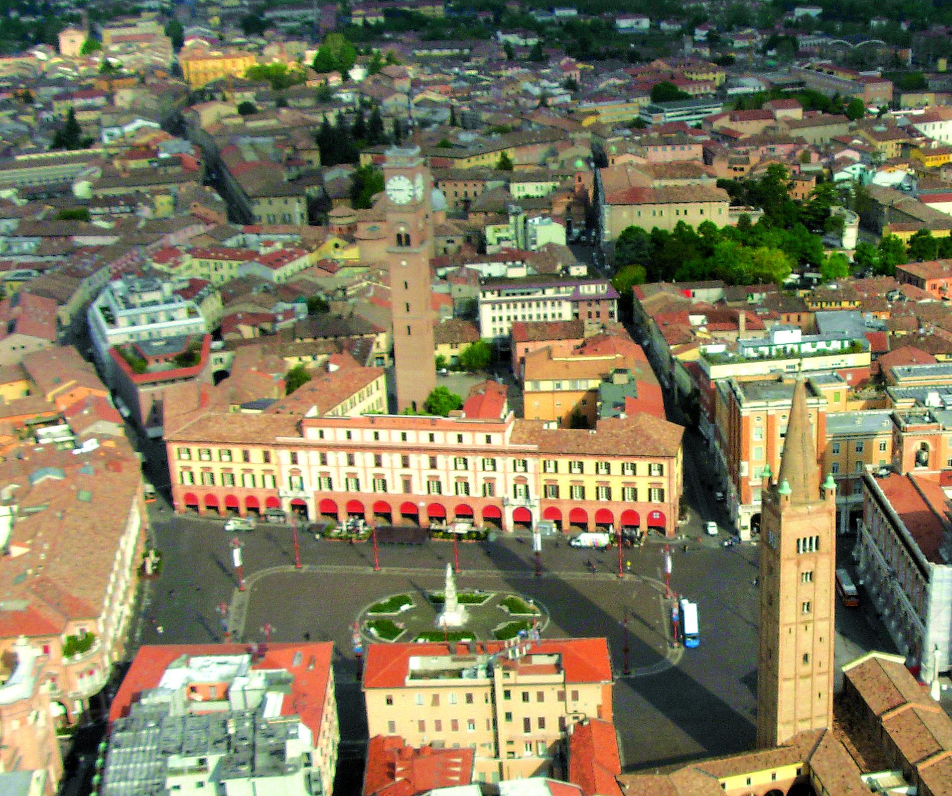Forlì, parcheggio gratuito per il Natale in centro storico