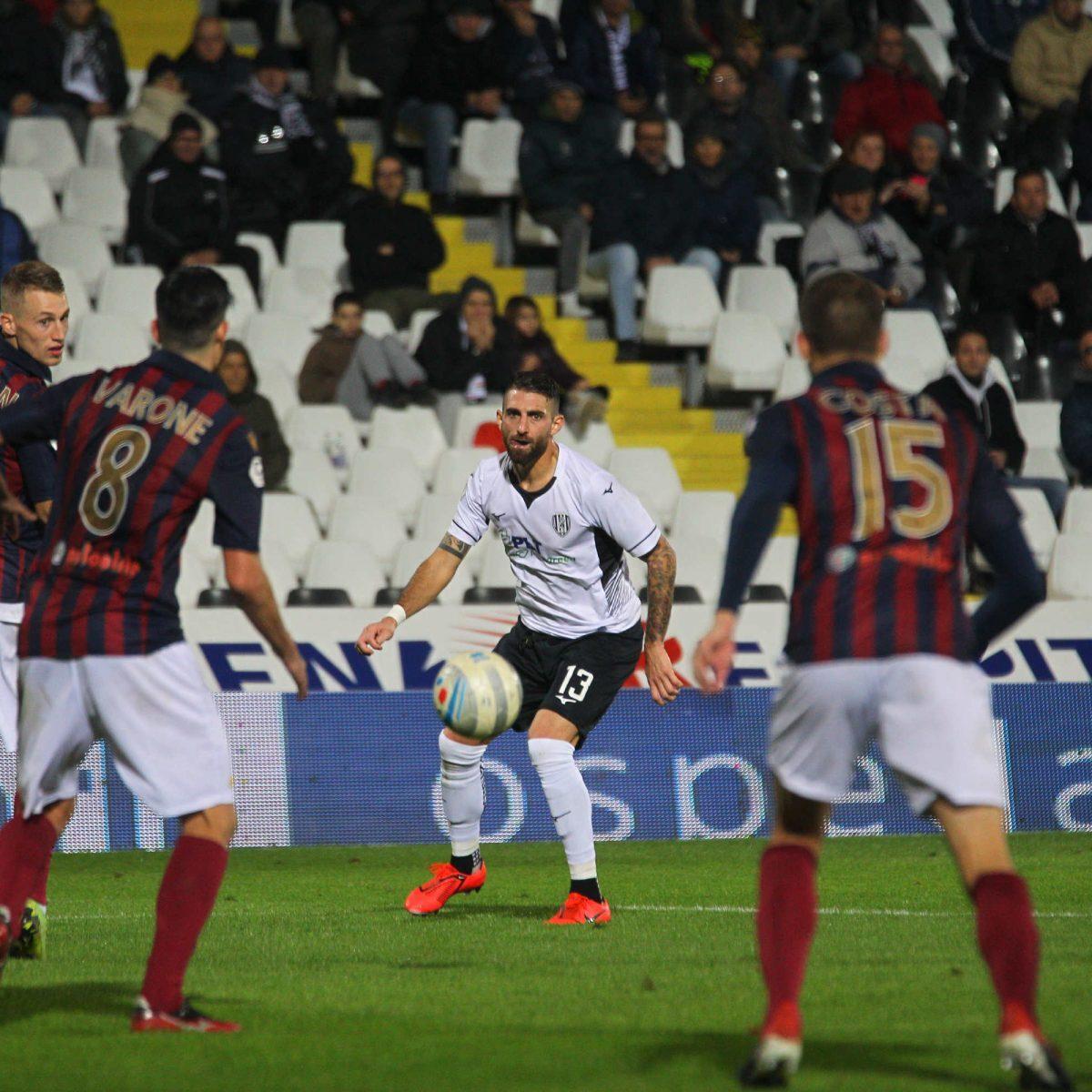 Calcio, Cesena: sospiro di sollievo per Ricci