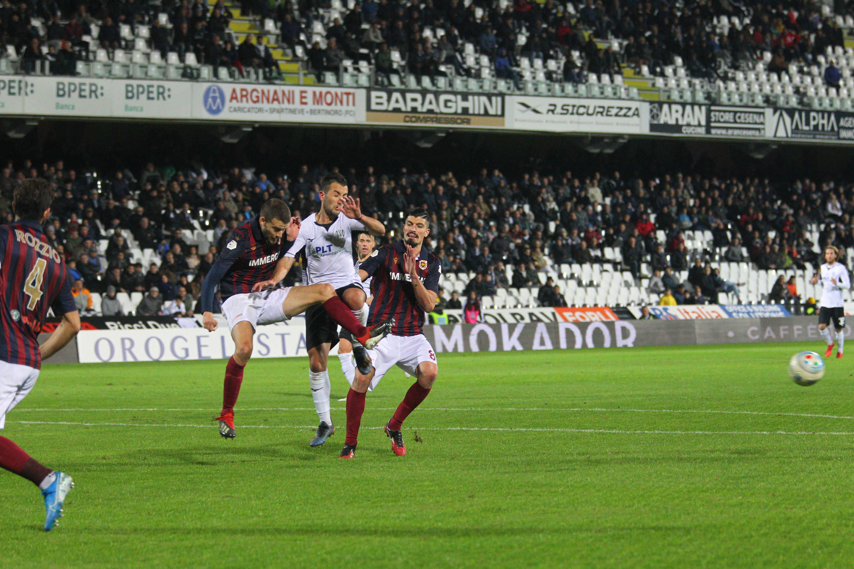 Calcio, un punto a testa per Cesena e Reggio Audace - GALLERY